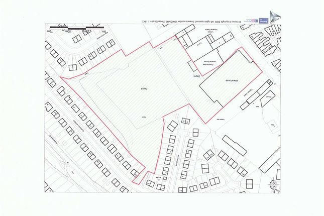 Thumbnail Land for sale in High Street, Stoke-On-Trent, Staffordshire