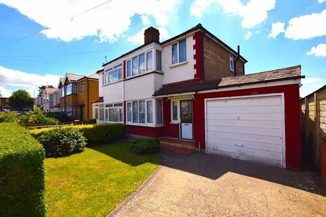 Thumbnail Semi-detached house to rent in Kenilworth Gardens, Southall