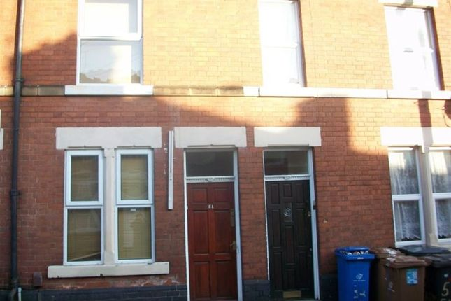 Thumbnail Property to rent in Farm Street, Derby