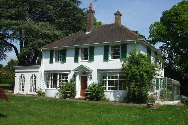 Thumbnail Detached house to rent in Little Gaddesden, Berkhamsted