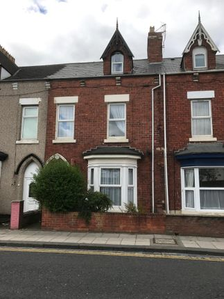 Thumbnail Terraced house to rent in Raby Road, Hartlepool