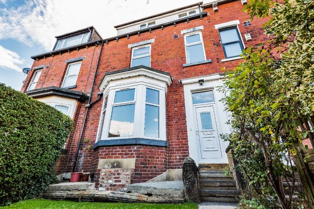 Thumbnail Terraced house for sale in Roman Grove, Roundhay, Leeds
