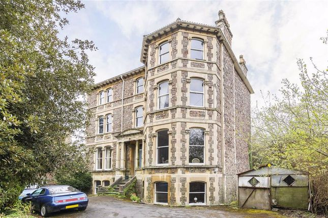 Thumbnail Flat for sale in Heathercliffe, Goodeve Road, Bristol