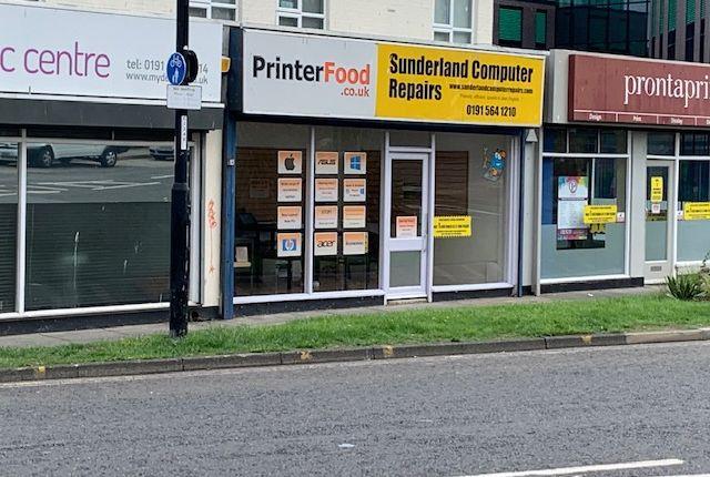 Thumbnail Retail premises to let in 25 Laura Street, Sunderland