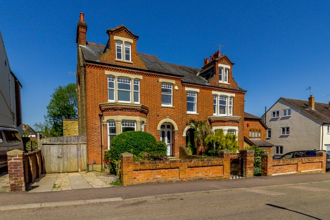 Thumbnail Semi-detached house for sale in Abbots Road, Abbots Langley