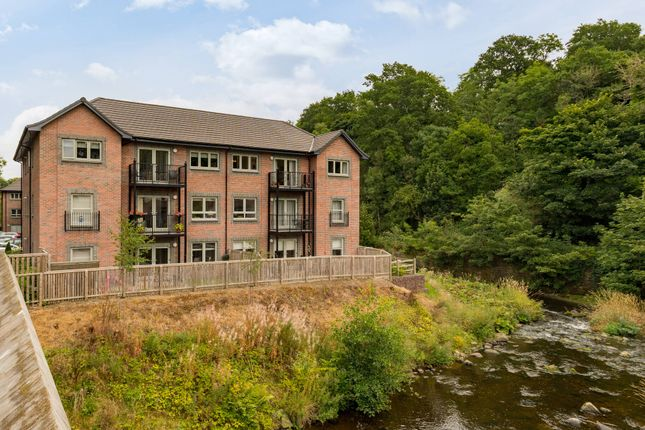 Thumbnail Flat for sale in Kinleith Mill Road, Currie