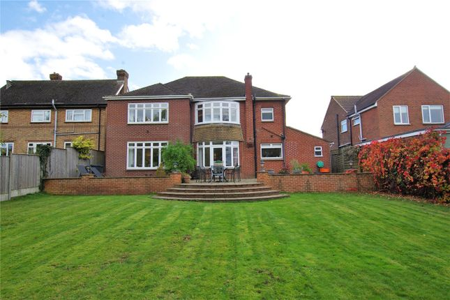 Detached house for sale in Okus Road, Old Town, Swindon, Wiltshire