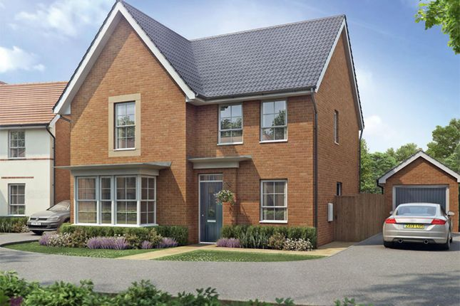 "Thumbnail Detached house for sale in ""Cambridge"" at Melton Road, Edwalton, Nottingham"