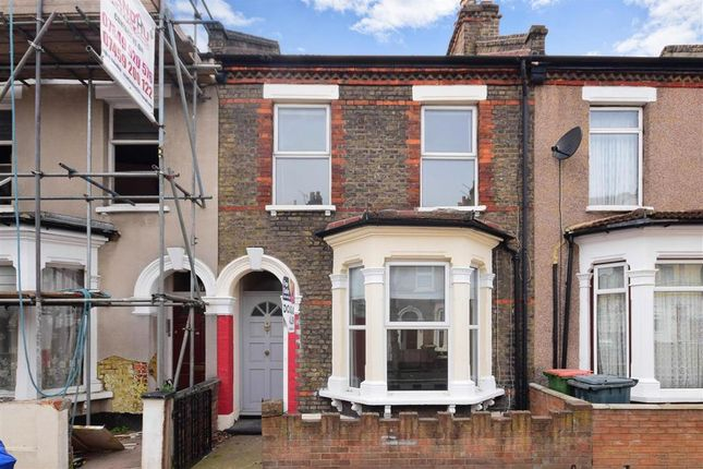 Thumbnail Terraced house for sale in Warwick Road, Stratford, London