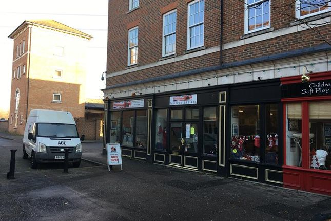Thumbnail Retail premises for sale in Retail Unit, 60B Wedgewood Street, Fairford Leys, Aylesbury, Buckinghamshire