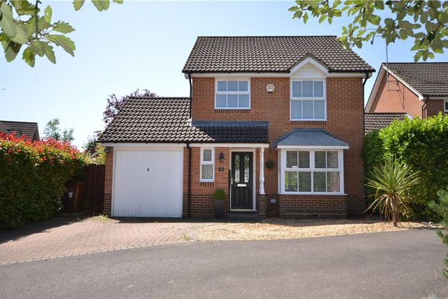 Thumbnail Detached house for sale in Blount Crescent, Binfield, Bracknell
