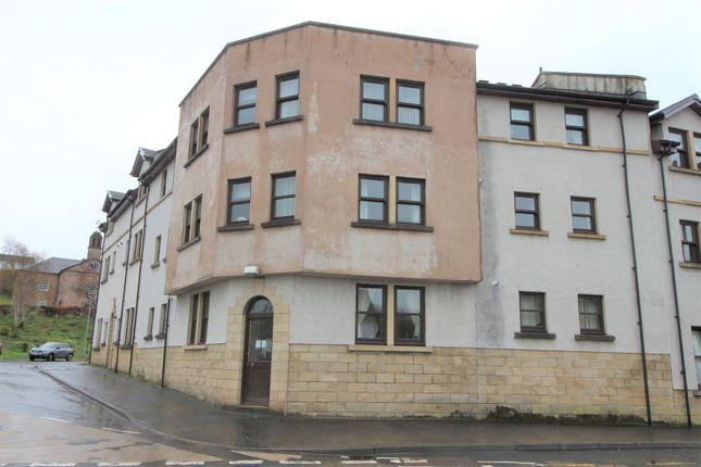 Thumbnail 2 bedroom flat for sale in Smithy Court, Main Street, Inverkip, Greenock