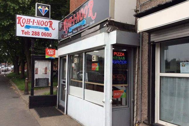 Restaurant/cafe for sale in 20 Station Road, Sheffield