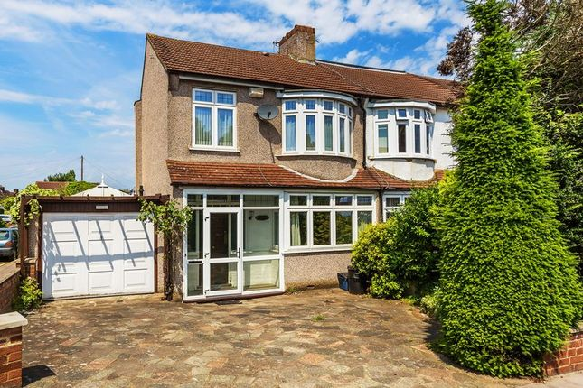 Thumbnail End terrace house for sale in Stafford Road, Waddon, Croydon