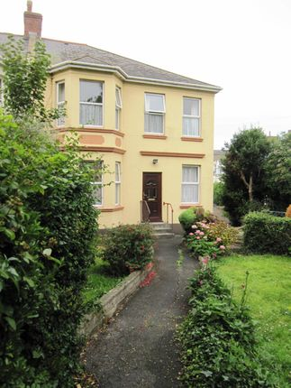 Thumbnail Flat to rent in St Annes Road, Torquay