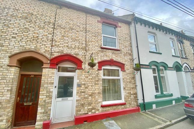 2 bed town house for sale in Richmond Street, Barnstaple EX32