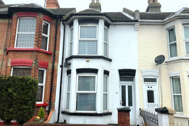 3 bed terraced house to rent in Rock Avenue, Gillingham