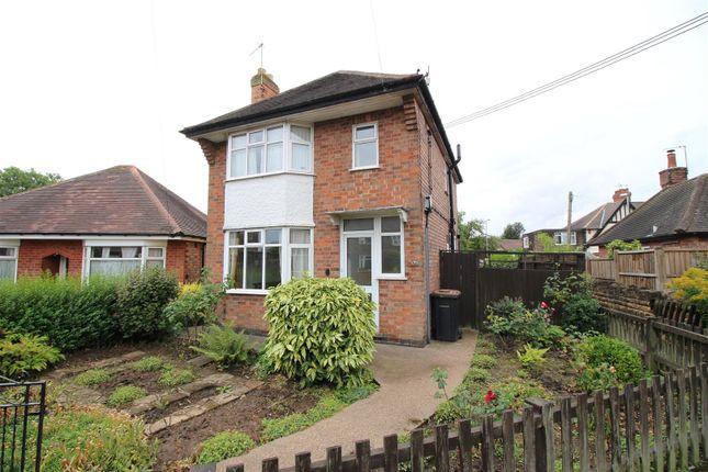 Thumbnail Detached house for sale in Audon Avenue, Beeston, Nottingham