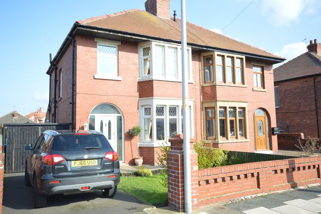 3 bed semi-detached house for sale in Westby Avenue, Blackpool