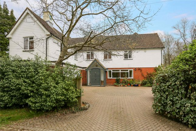 Thumbnail Detached house for sale in East Chiltington, Lewes, East Sussex