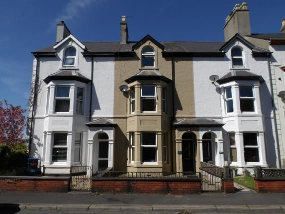 Thumbnail Terraced house for sale in St. Davids Road, Caernarfon, Gwynedd