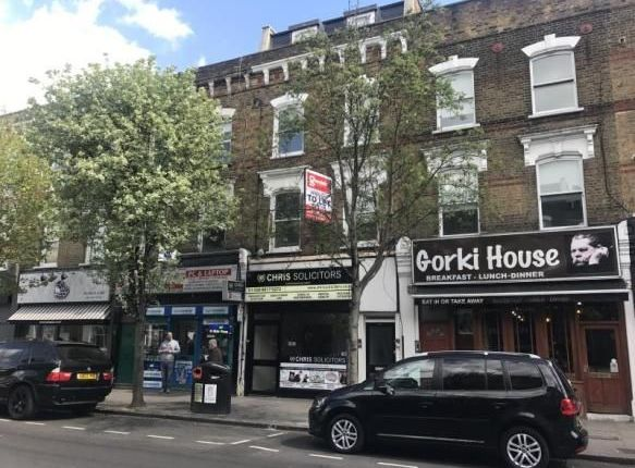 Thumbnail Office to let in Stoke Newington High Street, London