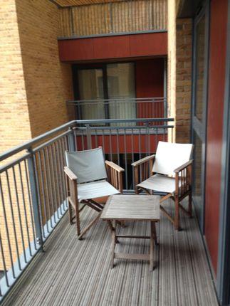 Balcony of Dalston Square, Dalston, London E8