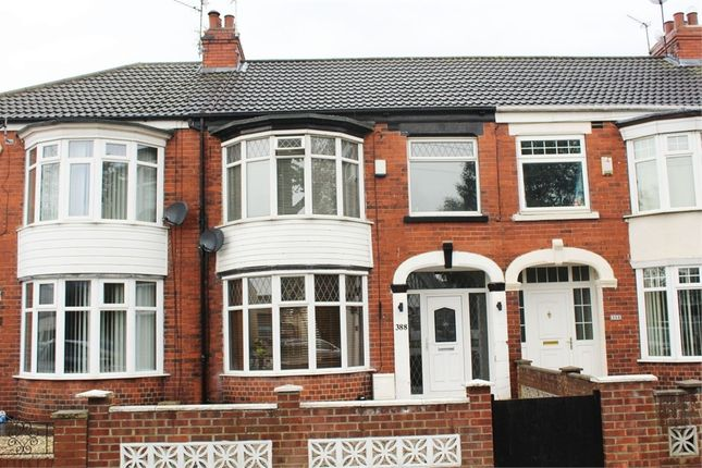 Thumbnail Terraced house for sale in Pickering Road, Hull, East Riding Of Yorkshire