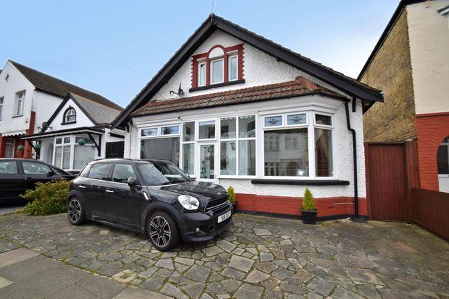 Thumbnail Detached house for sale in Fairmead Avenue, Westcliff On Sea, Essex