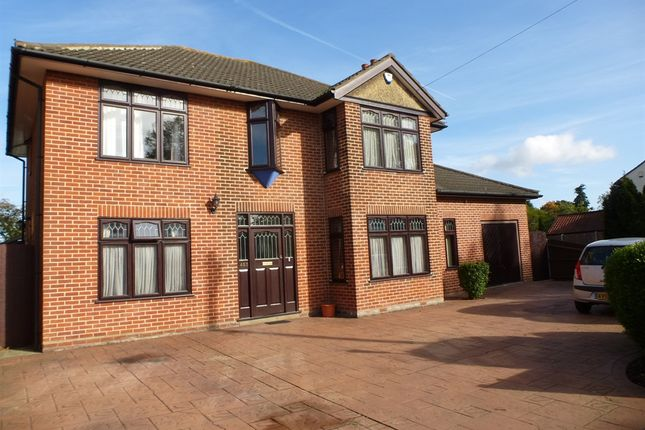 Thumbnail Detached house for sale in Foxhall Road, Ipswich