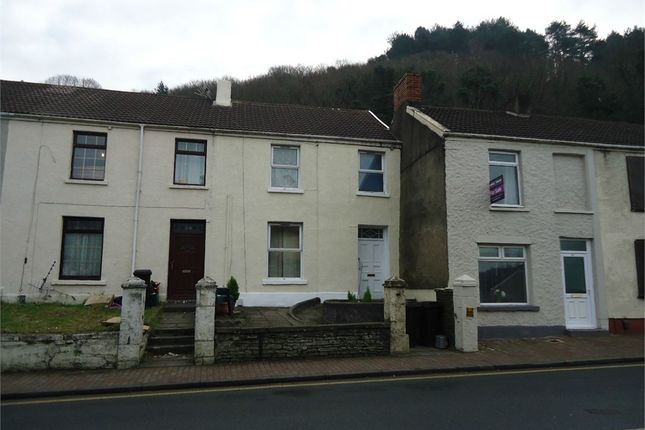 Thumbnail Flat to rent in Neath Road, Briton Ferry, Neath, West Glamorgan