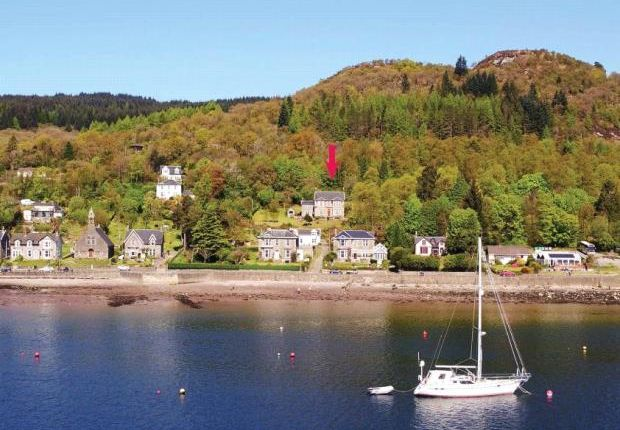 Thumbnail Flat for sale in Upper Inglewood, Tighnabruaich, Argyll And Bute