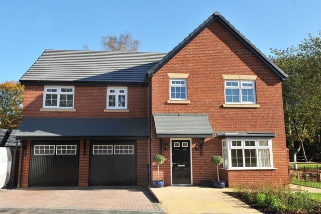 Thumbnail Detached house for sale in Meadow Lane, Carlisle