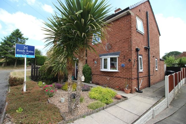 Thumbnail Semi-detached house for sale in Hollin Close, Chesterfield