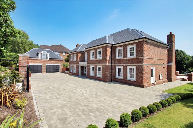 Thumbnail Detached house for sale in Greenhill Road, Otford, Sevenoaks