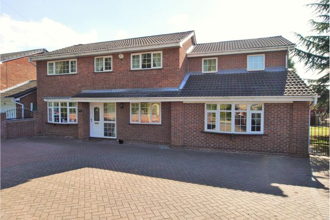 Thumbnail Detached house for sale in Brecks Lane, Kirk Sandall, Doncaster