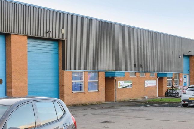 Thumbnail Industrial to let in 5 Consort Road, Kings Norton Business Centre, Birmingham