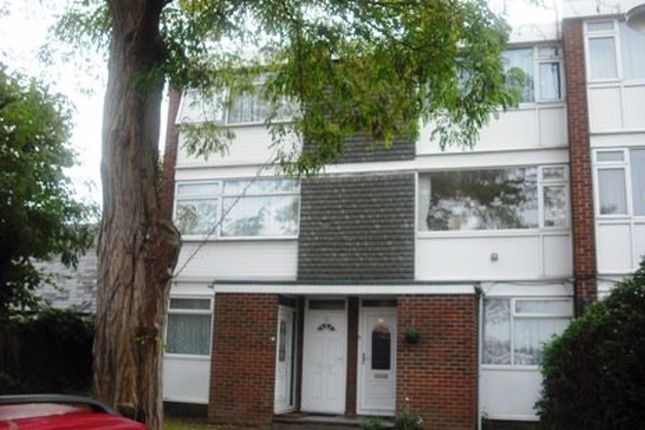 Thumbnail Maisonette to rent in Beckbury Road, Walsgrave, Coventry