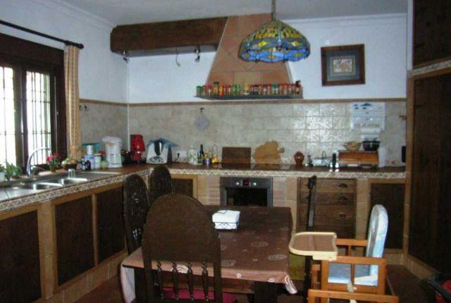 Kitchen of Spain, Málaga, Monda