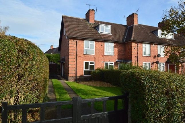 Thumbnail Terraced house to rent in Brooklyn Road, Bulwell, Nottingham