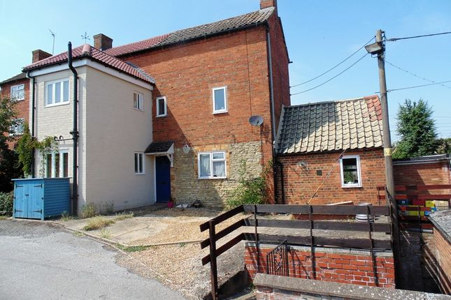 Thumbnail Semi-detached house for sale in West Yard, Islip, Northamptonshire