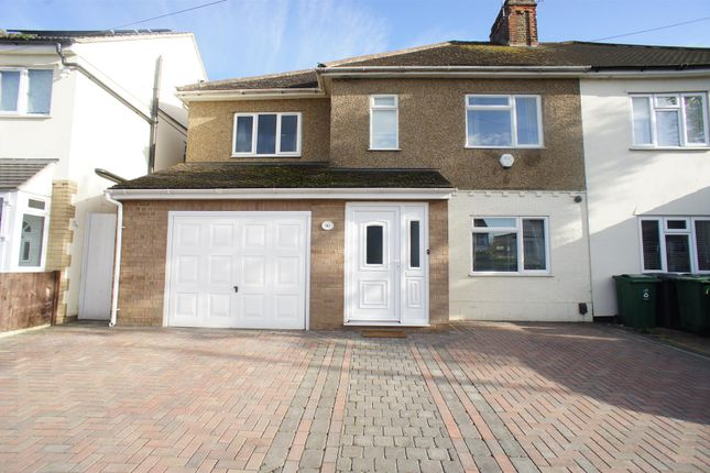 Thumbnail Semi-detached house for sale in Sewardstone Road, London