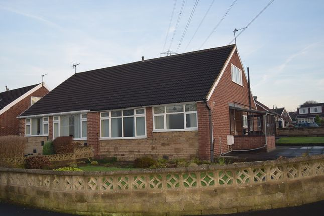 Thumbnail Bungalow to rent in Ryecroft Close, Outwood, Wakefield