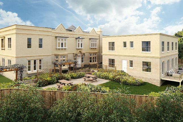 Thumbnail Property for sale in Plot 8 Heather Rise, Batheaston, Bath, Somerset