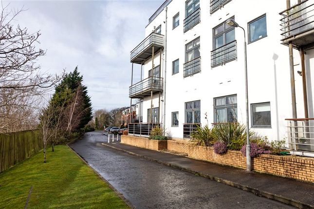 Thumbnail Flat for sale in Southbrae Gardens, Glasgow, Lanarkshire