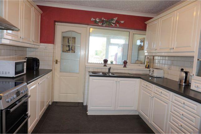 Kitchen of Heol Tir Coch, Efail Isaf, Pontypridd CF38