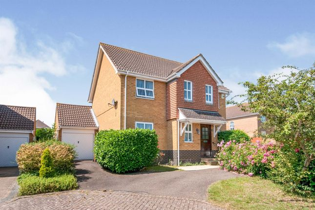4 bed detached house for sale in Cairngorm Close, Eastbourne BN23