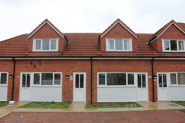 Thumbnail Terraced house to rent in Lea, Preston, Lancashire