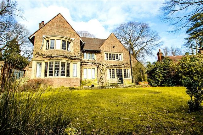 Thumbnail Detached house to rent in Rockfield Road, Oxted