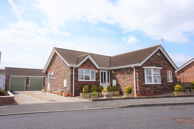 Thumbnail Detached bungalow for sale in Shelley Close, Mablethorpe